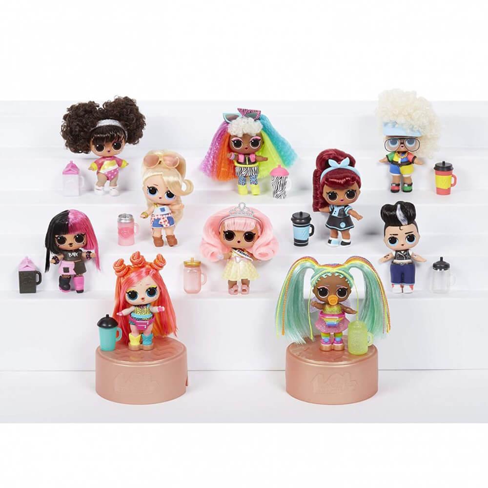 Кукла LOL Surprise Hairgoals Makeover (ЛОЛ Хеиргоалс) 5 серия 2 волна - 6